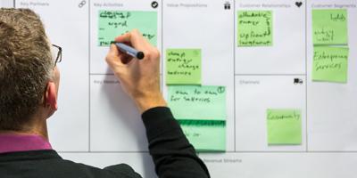 Prozessbegleitung: Agile und nutzerzentrierte Methoden für Ihr Projekt
