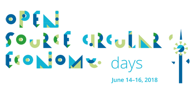 Logo Open Source Circular Economy Days