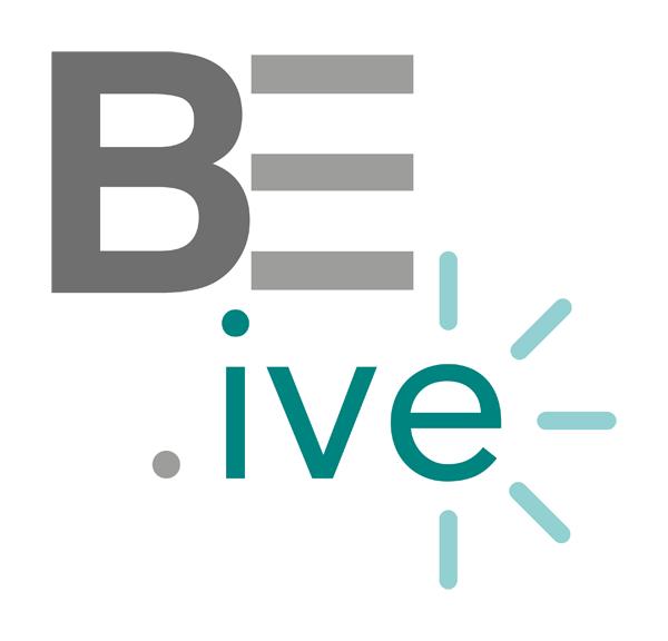 Logo BE.ive - Soline Bonnel & François Pougel GbR